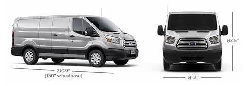 2017 Ford Transit Dimensions  Best New Cars For 2018