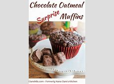 chocolate surprise muffins_image