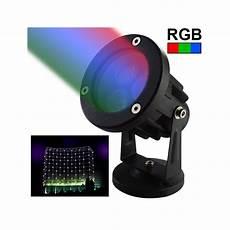 spot exterieur led projecteur ext 233 rieur led spot lumineux rgb vert bleu