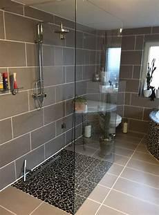 duschabtrennung aus glas duschabtrennung und duschtrennw 228 nde glas die glaserei