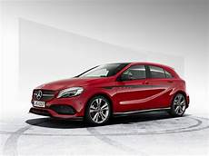 Mercedes A Class Becomes Sportier With Amg Kit