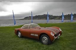 1954 Pontiac Bonneville Special Motorama  Conceptcarzcom