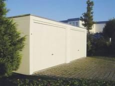 Garage Griesmann by Grundausstattung Garagen Griesmann Fertiggaragen In