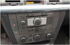 opel vectra autoradio einbauset 1 din schwarz ab 2004