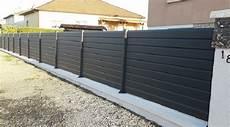 barriere pvc en kit cloture aluminium en kit claustra alu