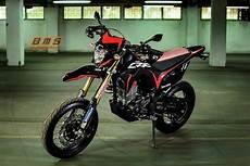 Modifikasi Honda Crf 150 by Crf150 Supermoto Dan Forza 250 Motor Baru Yang Bakal