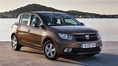 Dacia Sandero Laureate Sce 75 2017 Review Car Magazine
