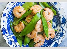 snow peas and chicken_image