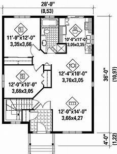 simple open house plans simple open house plan 80628pm architectural designs