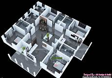 kerala model house plans small plan 3d home best contemporary inspired kerala home design plans acha