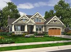 craftsman house plans one story adorable one story craftsman style house plan 7532