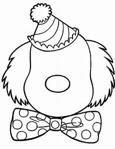 clown coloring pages for adults at getcolorings free