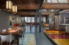 With Loft Seattle by Industrial And Green Design Collide In This Capitol Hill