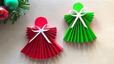 Weihnachtsdeko Basteln Aus Papier - weihnachten basteln weihnachtsengel basteln mit papier