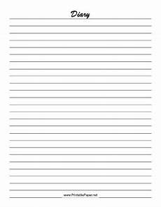 page formats for dorks print out this lined diary paper to record your thoughts or activities free to download and