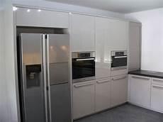 Kühlschrank Für Einbauküche - k 252 che weiss rolladenschrank foodcenter in 2019