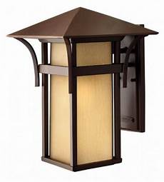 hinkley lighting 2575ar harbor one light outdoor large