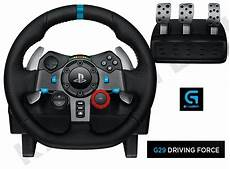 logitech g g29 driving racing wheel pedals 4