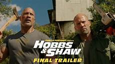 Fast Furious Presents Hobbs Shaw In Theaters 8 2