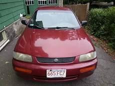 old car manuals online 1996 mazda protege engine control buy used 1996 mazda protege dx sedan 4 door 1 5l in malden massachusetts united states for us
