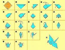tuto grue en origami origami japon et sobres de papel