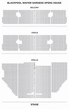seating plan blackpool opera house mamma mia blackpool tickets show info dates blackpool