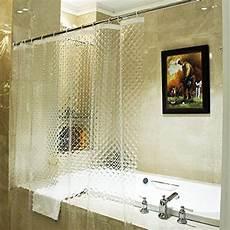 ecooe duschvorhang 3d wasserw 252 rfel 100 material