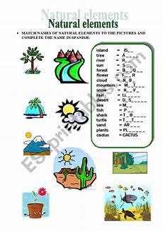 elements matching translation esl worksheet by mayca80