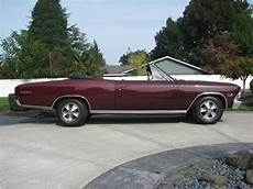1966 Chevy Chevelle Convertible