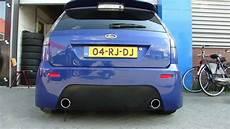 Ford Focus Sportauspuff Fahrzeug