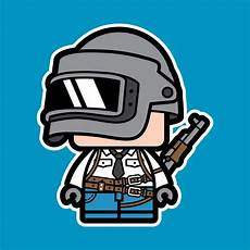 Check Out This Awesome Chibi Pubg Character Design On