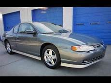 how to work on cars 2005 chevrolet monte carlo user handbook 2005 chevrolet monte carlo ss supercharged start up exhaust and in depth tour youtube