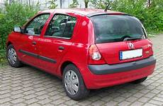 file renault clio ii 20090425 rear jpg wikimedia commons