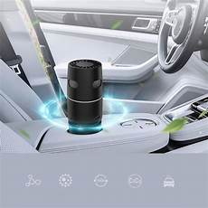 Bakeey Purifier Indicator Negative Formaldehyde Removal by Bakeey Car Air Purifier Led Indicator Negative Ion