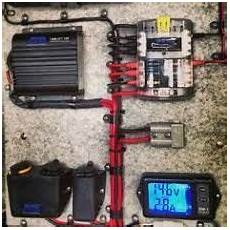 Image Result For 4wd 12v Electrical Setup Boat Wiring