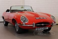 Jaguar E Type Cabriolet For Sale At E R Classic Cars