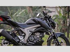 Suzuki GSX S150 Black Matte   YouTube