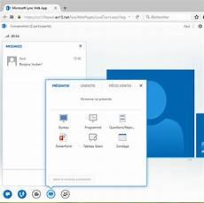 5 Raisons D Utiliser Skype For Business Ex Lync Openhost