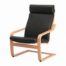 po 196 ng fauteuil smidig zwart ikea