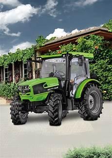 deutz fahr kleine traktoren f 252 r nebenerwerbslandwirte