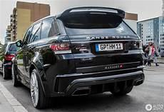 Land Rover Mansory Range Rover Sport 2013 12 April 2015