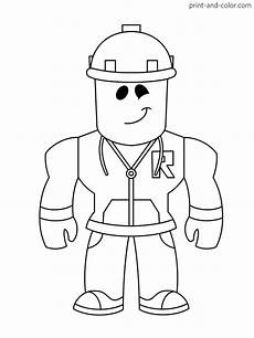 Malvorlagen Topmodel Roblox Roblox Pages Coloring Pages