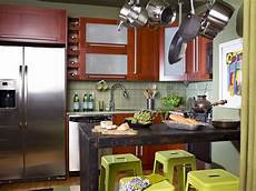 Decorating Ideas For Eat In Kitchen by Small Kitchen Design Ideas Pictures Hgtv