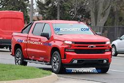 2019 Silverado RST Caught In The Wild Picture Gallery
