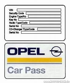 Ford Samochod Car Pass Opel