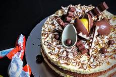Kinderschokolade Torte Rezepte Thermomix