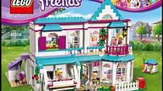 Malvorlagen Lego Friends House Lego Friends S House 41314 Diy Book