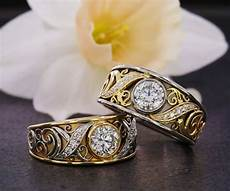 wedding ring inspiration for same couples 171 green lake jewelry works