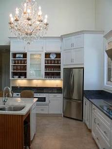 Corner Refrigerator Traditional Kitchen Other By