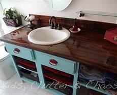 diy bathroom countertop ideas diy home sweet home 9 amazing diy kitchen countertop ideas